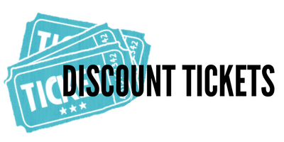 Discount Tickets Available at Circulation